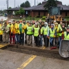 Depave NEO Breaks Ground on Pilot Project in Cleveland
