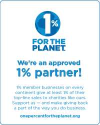 Give Through 1% for the planet