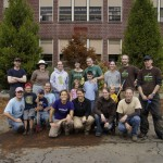 James John Planting Day - The Crew!