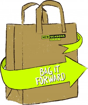 Bag it Forward Logo
