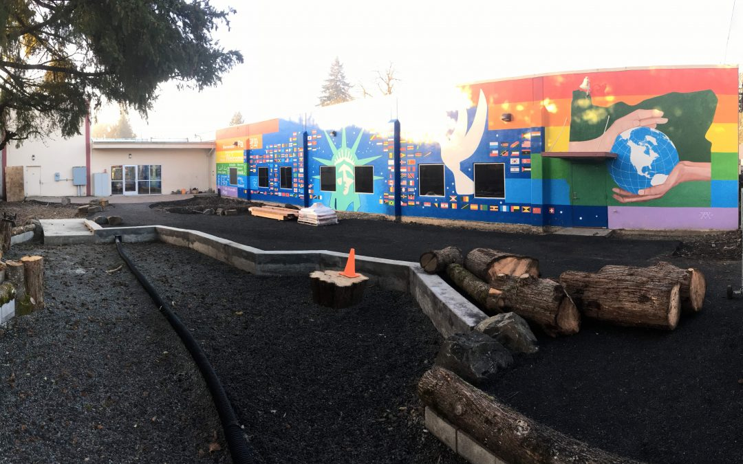 Inukai Boys & Girls Club Green Playspace